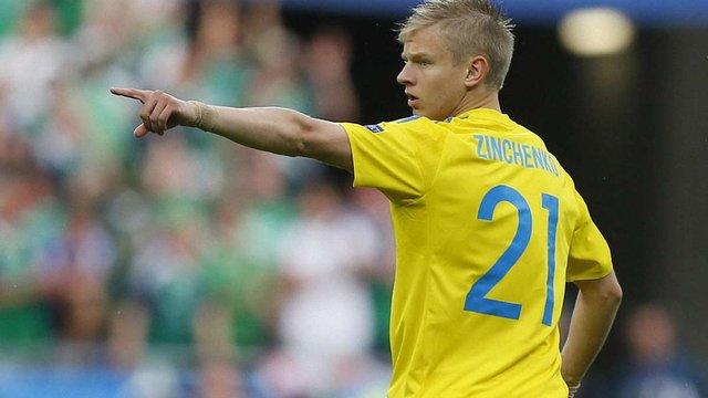 Російська «Уфа» виплатить «Шахтарю» компенсацію за перехід Зінченка у «Манчестер Сіті»