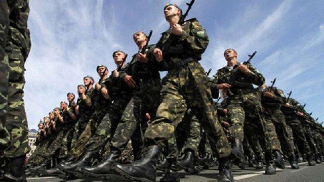 Генштаб відпрацьовує механізм озброєння всіх військовозобов'язаних України у випадку війни