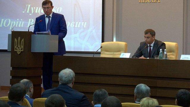 Прокуратуру Києва очолив екс-заступник генпрокурора Віктора Шокіна