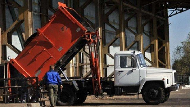 Зі Львова до Києва для спалення вивезли 3 тис. тонн сміття