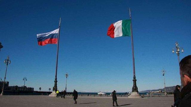 Вже чотири регіони Італії виступили за скасування санкцій проти Росії