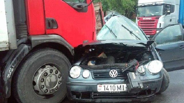 У ДТП на Львівщині загинув 24-річний водій