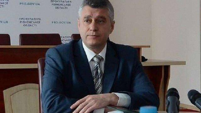 Луценко звільнив прокурора Рівненщини