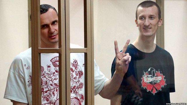 Amnesty International розпочала акцію з вимогою звільнити Сенцова та Кольченка