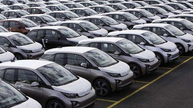 За 5 місяців в Україну ввезли більше електромобілів, ніж за попередній рік