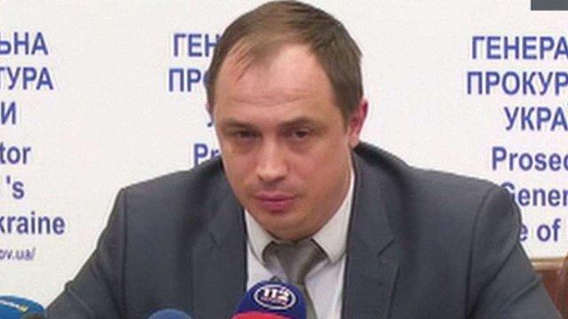 Луценко відправив звільненого прокурора Київщини на Донбас