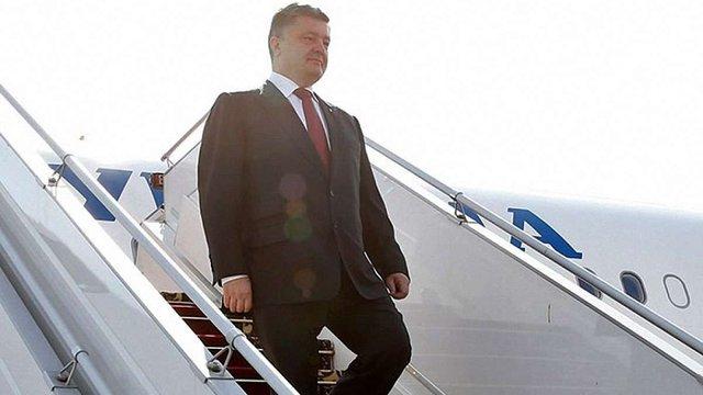 Порошенко схвалив авіаційні угоди з Грецією, Польщею та Кіпром