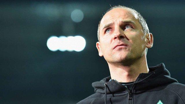 Український тренер залишається на чолі німецького «Вердера»
