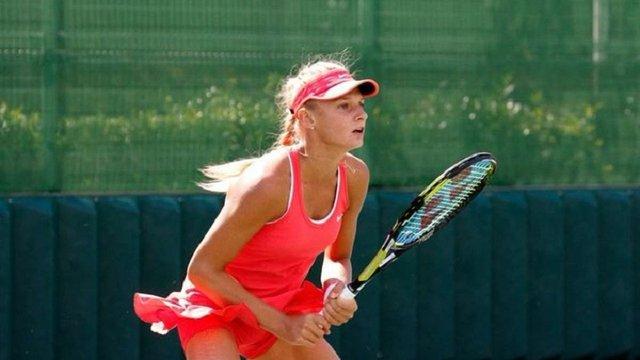 Українська тенісистка вийшла у фінал Уімблдона