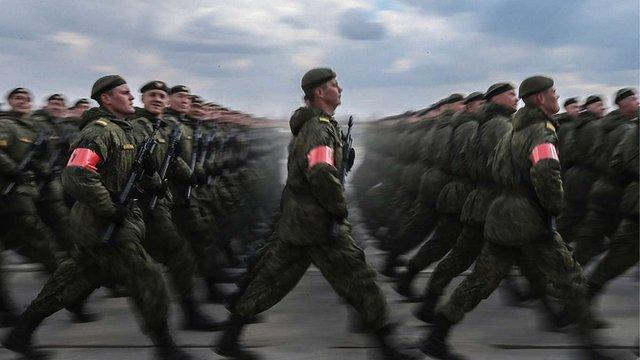 Путін наближає чисельність армії РФ до 1,9 млн осіб