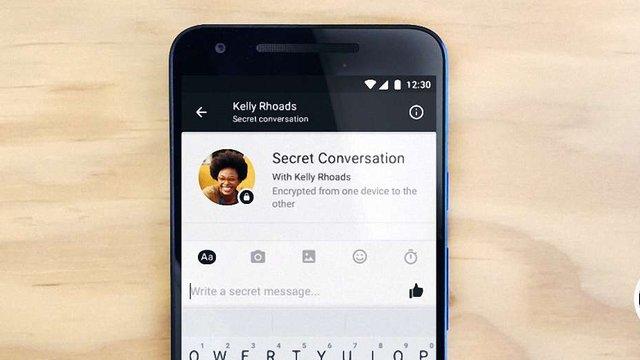 Facebook планує запустити функцію секретних чатів для обговорення «делікатних питань»