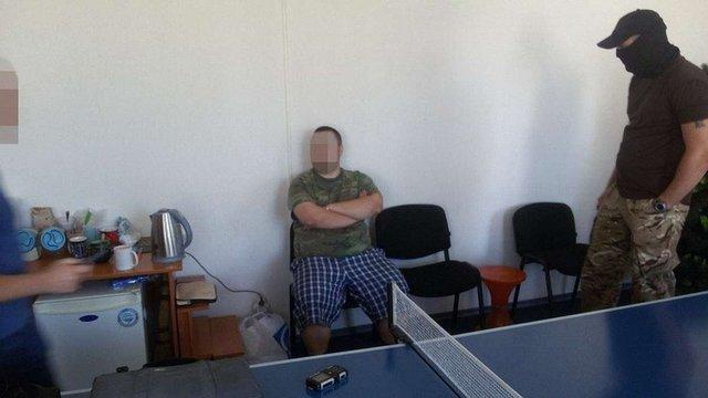 На Луганщині СБУ затримала інтернет-пропагандиста «руського міра»