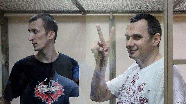 Колишній політв'язень зробив пам'ятку з адресами ув'язнених у РФ українців
