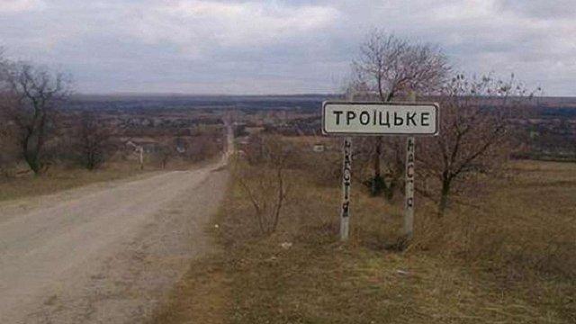 На Луганщині українські військові взяли в полон двох бойовиків