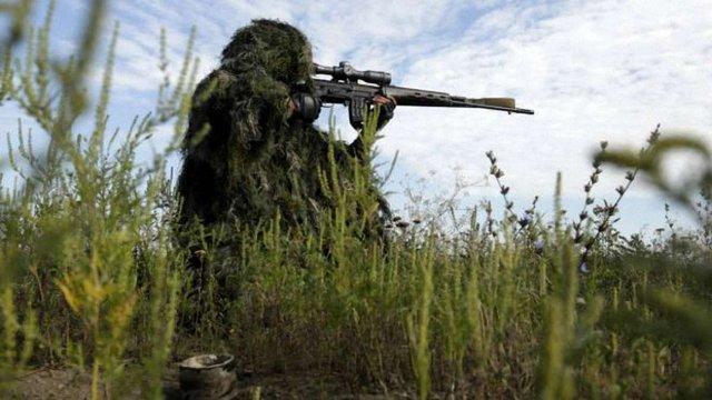 На Донеччині диверсанти бойовиків намагалися потрапити у тил оборони ЗСУ, - штаб АТО