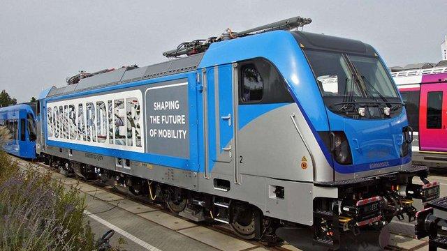 Україна і Канада створять спільне підприємство з виробництва локомотивів