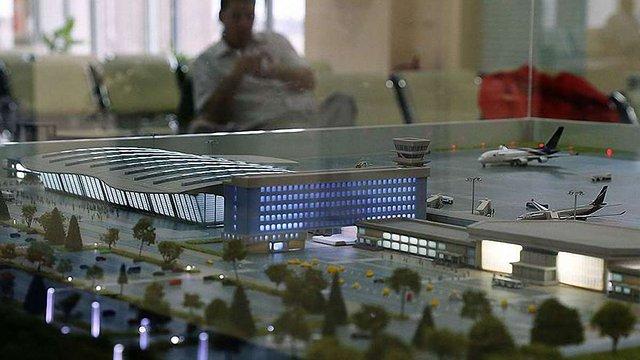 Російський інвестор відмовляється будувати термінал аеропорту в Севастополі
