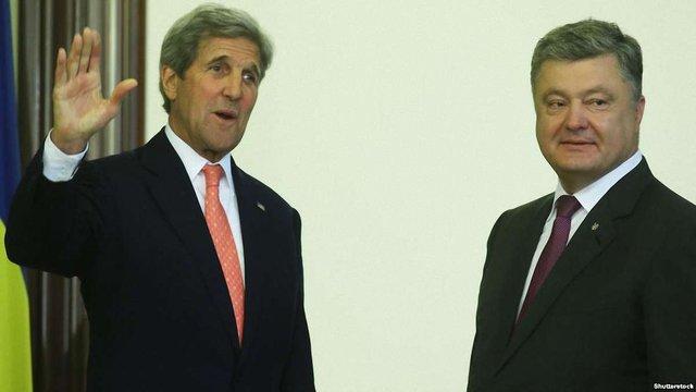 Джон Керрі 14 липня летить до Росії на переговори про Україну і Сирію, - Держдеп США