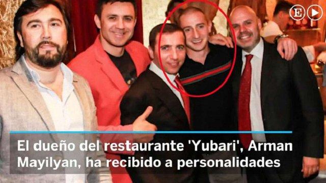 Іспанські ЗМІ назвали сина Леоніда Черновецького «головою злочинної організації»