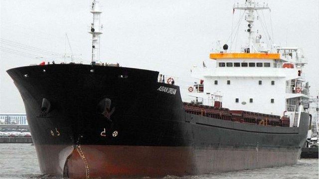 У Болгарії заарештували вантажне судно з 12 українцями на борту