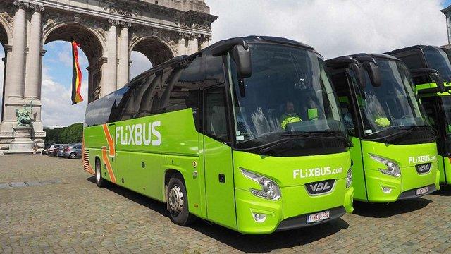 Європейський лоукостер Flixbus запустив маршрути до Львова