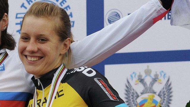 Українська велосипедистка отримала російське громадянство