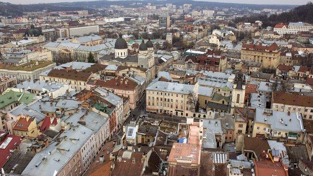 Львівська міськрада створила «Інститут просторового розвитку»