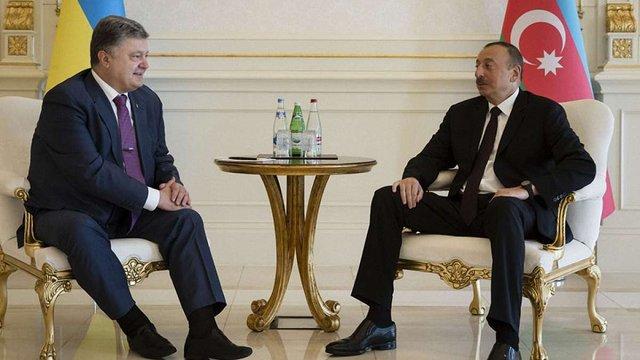 Петро Порошенко виступив за повернення Нагірного Карабаху під контроль Азербайджану