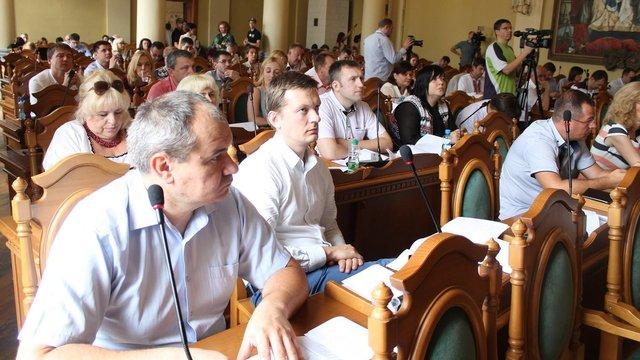 Львівська міськрада ухвалила програму підтримки Винник, Брюхович та Рудного
