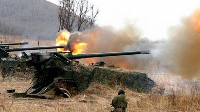 З початку доби бойовики обстріляли позиції сил АТО 21 раз, - штаб