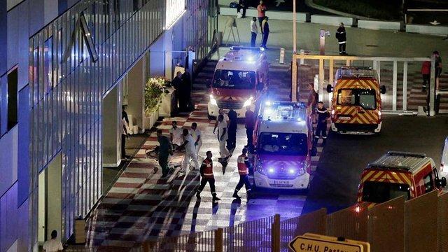 Стало відоме ім'я терориста, який влаштував атаку в Ніцці
