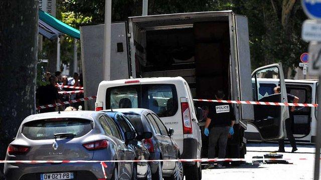 Прокурор Франції підтвердив особу терориста з Ніцци