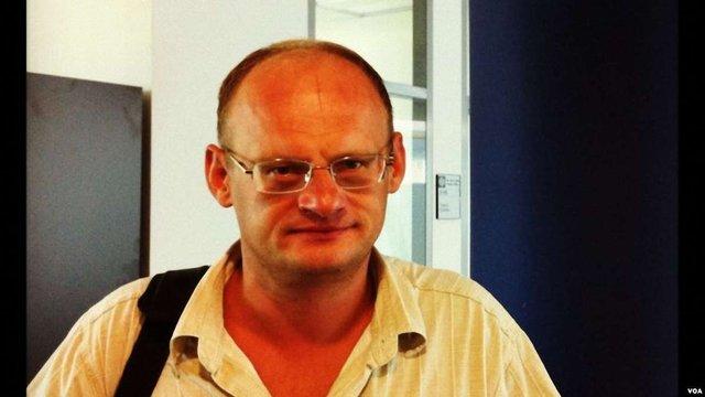 В Києві напали на керівника Transparency International Україна