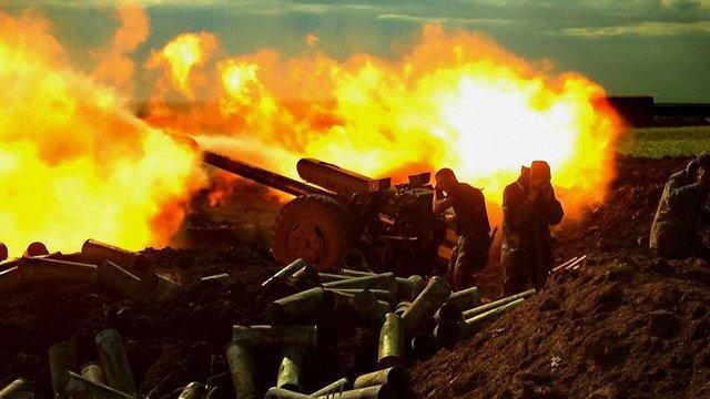 Бойовики обстріляли місто Павлопіль з 152-мм артилерії