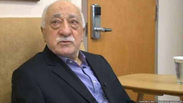 Фетхуллах Ґюлен заявив про свою непричетність до невдалого перевороту у Туреччині