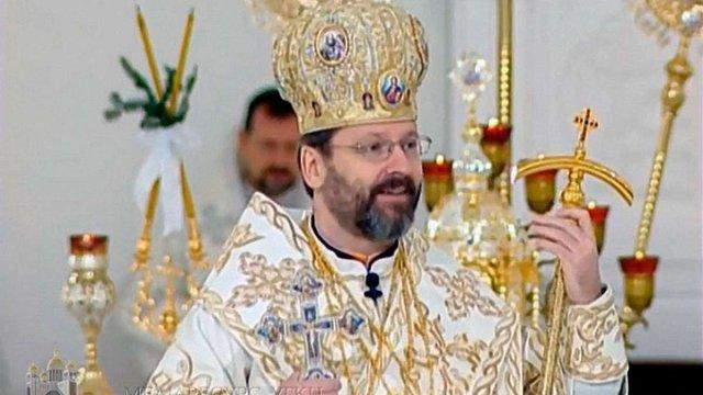 Блаженніший Святослав закликав український і польський народи до примирення