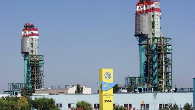 Фонд держмайна відмінив конкурс з продажу Одеського припортового заводу