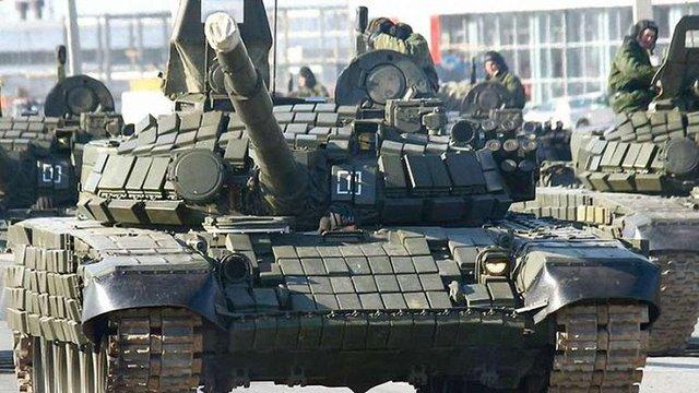 Представник України на Мінських переговорах розповів, скільки російських танків на Донбасі