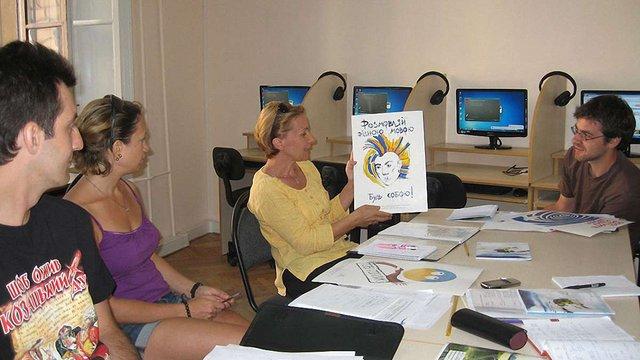 У Львові іноземці три тижні вивчатимуть українську мову