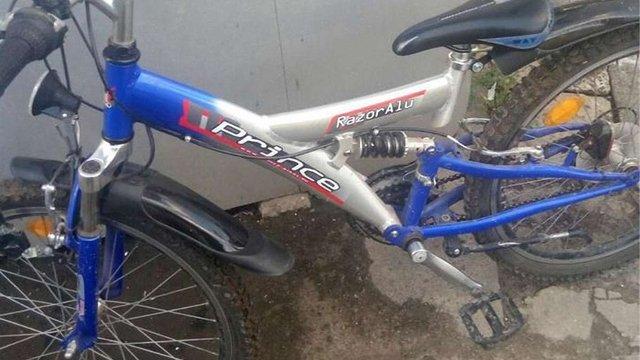 У Львові затримали зловмисника із краденими велосипедом та бензопилою