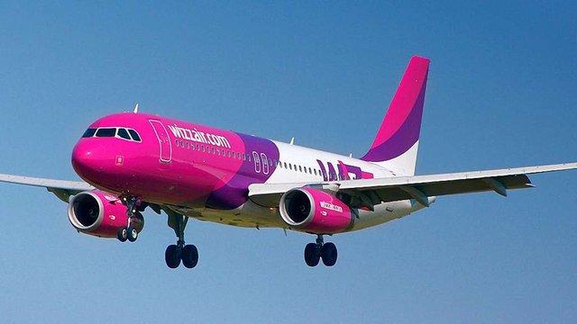 Wizz Air восени відкриє рейси з Києва до Вроцлава і Ганновера