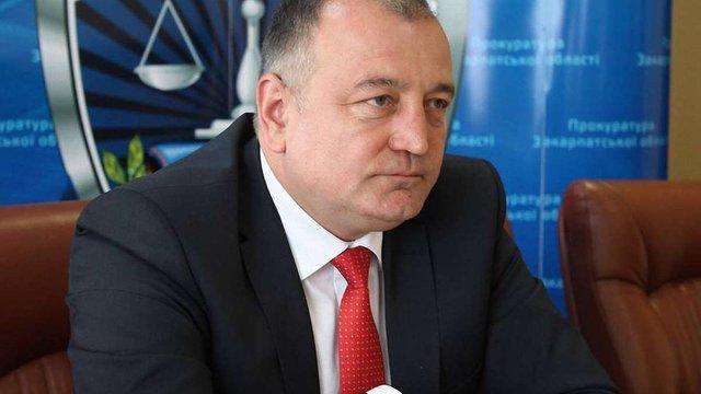 Юрій Луценко призначив прокурора Луганської області
