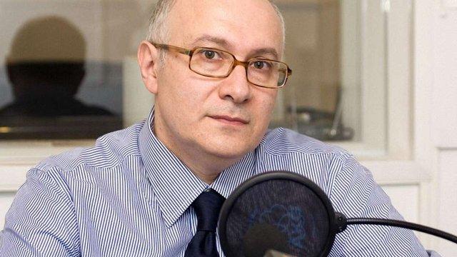 Журналіст Матвій Ганапольський отримав українське громадянство