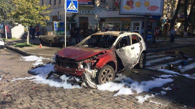 Шеремет загинув через спрацювання дистанційно керованого вибухового пристрою, – Геращенко
