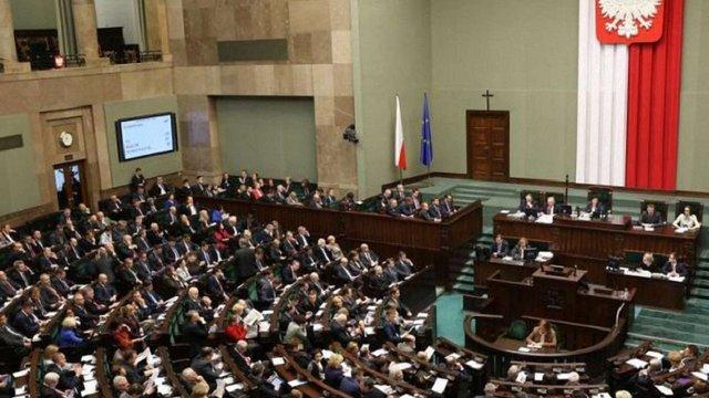 Сейм Польщі розгляне резолюцію щодо Волинської трагедії у п'ятницю
