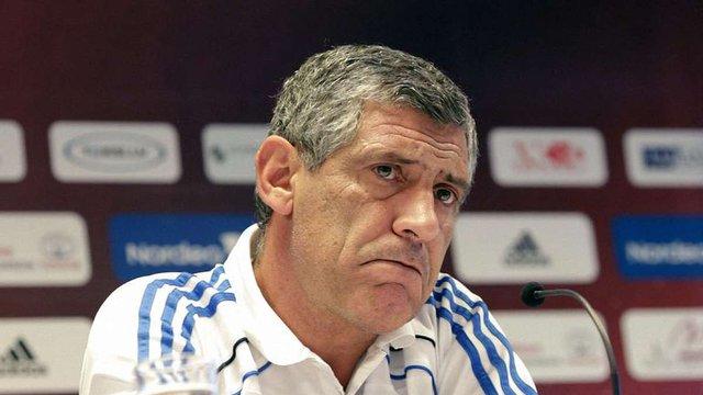 Фернанду Сантуш продовжив контракт із збірною Португалії з футболу