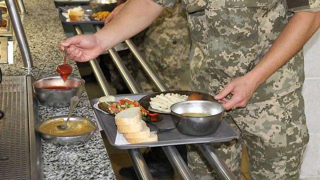 На полігоні «Десна» у продуктах харчування для військових виявили стафілокок та кишкову паличку