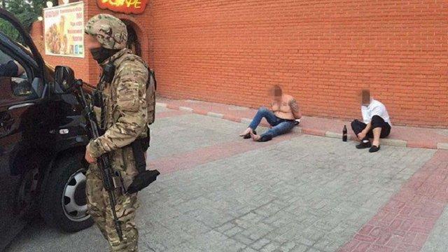 СБУ затримала банду кілерів, які вбили кримінального авторитета у Горішніх Плавнях