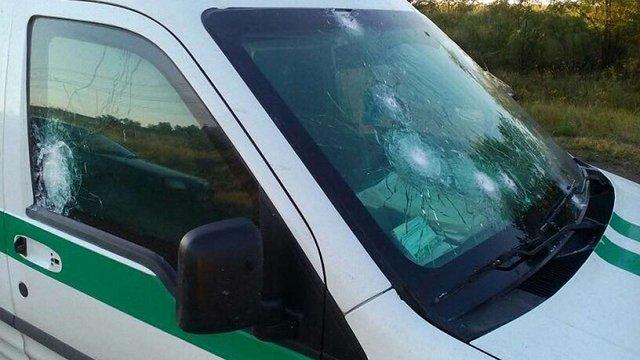 Поліція опублікувала фото підозрюваних у нападі на інкасаторів в Запорізькій області
