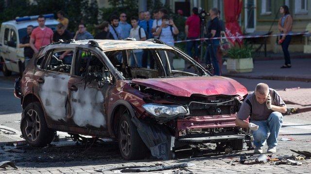 СБУ озвучила подробиці вбивства Павла Шеремета та чотири основні версії слідства